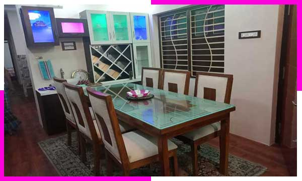 Low Budget Best Living Room Interior Designers Decorator Kolkata