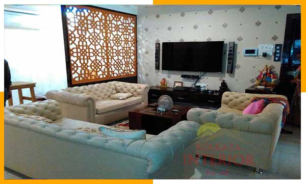 3 Bhk Flat Interior Design Cost Kolkata Interior