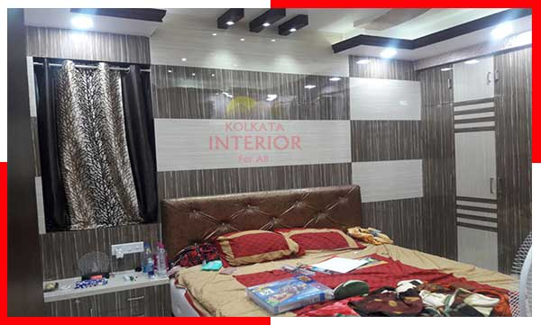 Bedroom Interior Designer Kolkata