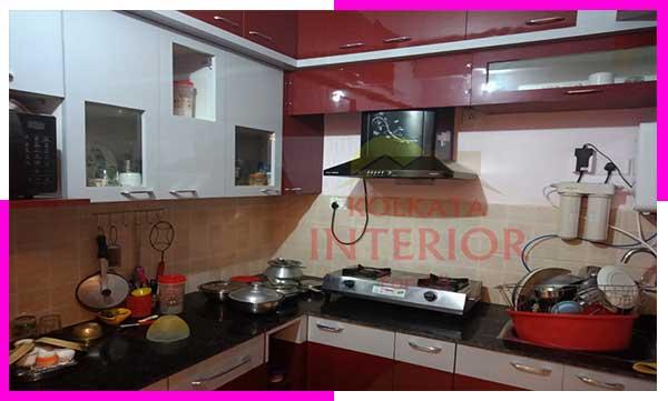 Kitchen Interior Low Budget Best Designers Decorator Kolkata