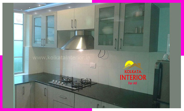Low Budget Best Kitchen Interior Designers Decorator Kolkata