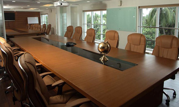 conference room interior designers kolkata