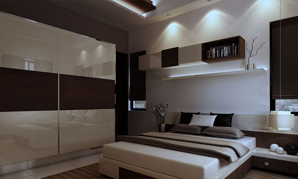 bedroom interior decorator kolkata